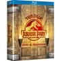 Blu-ray - Trilogia Jurassic Park (3 Discos) - Dublado
