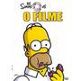 Os Simpsons O Filme Animação Dvd Original Novo Lacrado