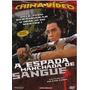 Dvd - Espada Manchada De Sangue - Chiang Sheng