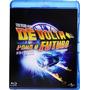 De Volta Para O Futuro - Trilogia Blu-ray Lacrado Dublado