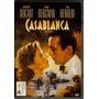 Dvd - Casablanca - 1943 Humphrey Bogart Ingrid Bergman- Raro