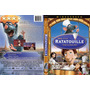 Dvd Ratatouille - Disney - Pixar - Novo