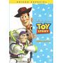 Dvd Toy Story Disney Pixar Novo Original