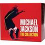 Cd - Michael Jackson - The Collection - [5 Cds] - Lacrado