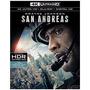 Blu-ray San Andreas 4k Ultra Hd + Blu-ray + Digital Hd Impor