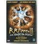 Dvd Na Idade Da Pedra - Rrrrrrr!!! - Gerard Depardieu - Novo