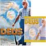 Dvd Deus É Brasileiro Antonio Fagundes Wagner Moura Cd Grati
