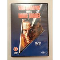 O Alvo Dvd - Van Damme (raridade) John Woo
