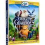 Blu-ray - A Origem Dos Guardiões 2d + 3d - Com Luva!