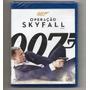 Blu-ray 007 - Operação Skyfall - Original - Lacrado