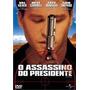 Dvd O Assassino Do Presidente Val Kilmer Faye Dunaway