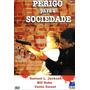 Dvd Perigo Para A Sociedade - Samuel L. Jackson - Original