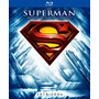Box Superman: The Motion Picture Anthology Blu Ray 8 Discos