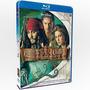 Blu-ray Piratas Do Caribe: O Baú Da Morte Lacrado