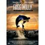 Dvd Free Willy - Original Novo Lacrado Dublado