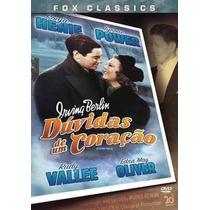 Dvd - Duvidas De Um Coração - Irving Berlin - Original Novo