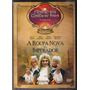 Dvd, Roupa Nova Do Imperador ( Raro)- Teatro Contos De Fadas