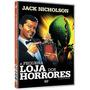 A Pequena Loja Dos Horrores * Dvd * Comédia * Jack Nicholson