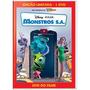 Monstros S.a. - Disney-pixar (em Dvd) Frete Grátis: Brasil
