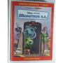 Dvd - Disney Pixar - Monstros S.a - (novo - Lacrado)