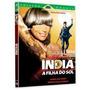 Dvd Índia A Filha Do Sol - Gloria Pires - Original