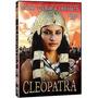 Dvd Cleopatra Novo Orig Lacrado Egito Rainha Romano Dublado
