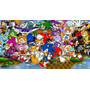 Big Painel Banner - Sonic - 1,00 X 0,70