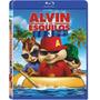 Blu-ray Alvin E Os Esquilos 3 - Original Lacrado