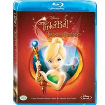Blu Ray - Tinker Bell E O Tesouro Perdido (peter Pan) Disney