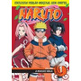 Dvd Original Naruto Vol. 01 - A Invasão Ninja