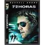 Dvd 72 Horas - Russel Crowe Original Lacrado Dublado