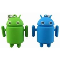 Chaveiros Android - Led E Som - Novo - Mercado Pago E Envios