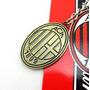 Promoção Chaveiro De Metal Timre Futebol Milan