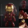 Chaveiro Homem De Ferro - Iron Man Com Led E Som