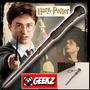 Varinha Harry Potter Kit 4 Chaveiros Em Metal
