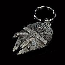 Chaveiro Réplica Nave Millennion Falcon Star Wars Millenion