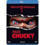 Brinquedo Assassino - 3 Filmes - Blu Ray Legendado, Lacrado