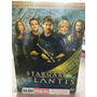 Dvd Atargate Atlantis - 4° Temporadas - 5 Dvd