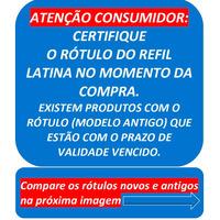 Filtro Refil Latina Purifive E Pn535- Original Rótulo Novo