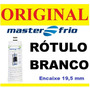 Refil Filtro Purificador Masterfrio Rótulo Branco 19,50mm