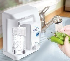 Filtro Purificador De Água Smart Press C/ Sap Control
