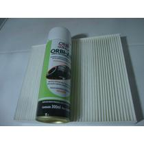 Filtro Ar Condicionado + Higienizador, Gm S-10 Acima De 2012