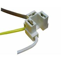 Soquete Farol Universal-lampada H4/h5 Fio 1,0