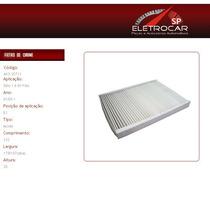 Filtro De Ar Condicionado Fiat Stilo 1.8 8v Flex 05 Em Diant