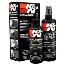 Kit Limpeza Manutenção Filtro De Ar K&n Squeeze Oil 99-5050