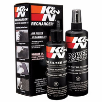 Kit Limpeza Filtro De Ar Esportivo K&n 99-5050