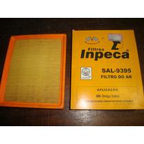 Filtro De Ar Sal-9395 Omega Todos - Filtros Inpeca