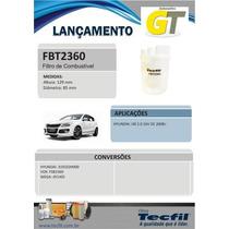 Fbt2360 Filtro De Combust. Hyundai I30 2.0 16v 2009 Adiante