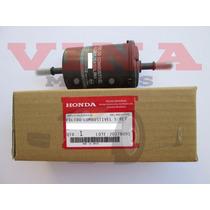 Filtro Combustível Original Honda Fit City 09-14 Civic 12-16