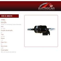 Filtro De Combustível Fiat Strada 1.6 16v Working Cabine Est